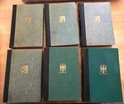 Bücher mit Stempel Totenkopf Division