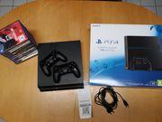 Playstation 4 1TB 2 Controller