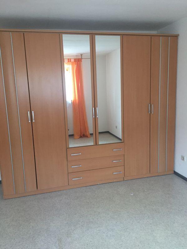 verkaufe kleiderschrank ankauf und verkauf anzeigen billiger preis. Black Bedroom Furniture Sets. Home Design Ideas