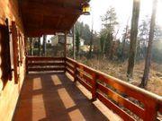 Holzblockhaus zu vermieten als 2