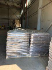 975 kg Strohpellets Tier Einstreu