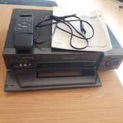 Panasonic NV-HS 900 S-VHS Videorekorder