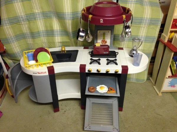 Kinderküche Smoby Tefal » Sonstiges Kinderspielzeug