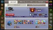 Clash of Clan Level 180