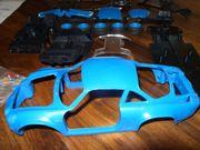 Modellbausatz Renault Alpine