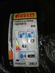 Neue Allwetterreifen Pirelli