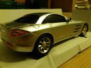 Mercedes Benz SLR Modellauto 1