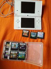 Nintendo ds mit 19 Spielen
