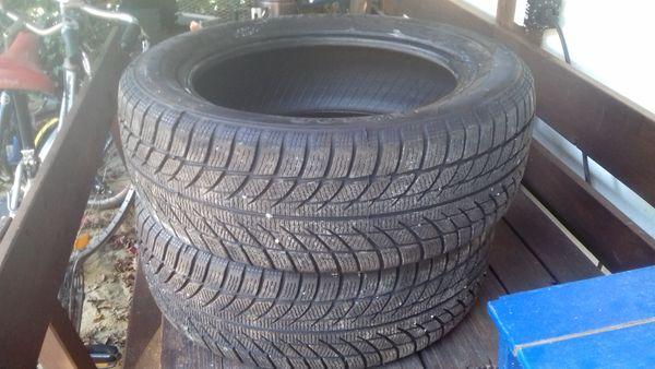 2 Reifen winter mit m