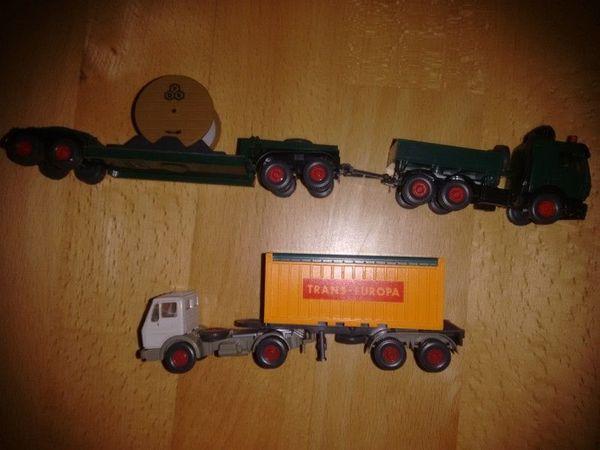 Sammlungsauflösung LKW HO » Modellautos