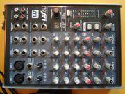 kleiner 6-Kanal Mixer LD Systems
