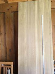 Eichenholzplatte Holz massiv