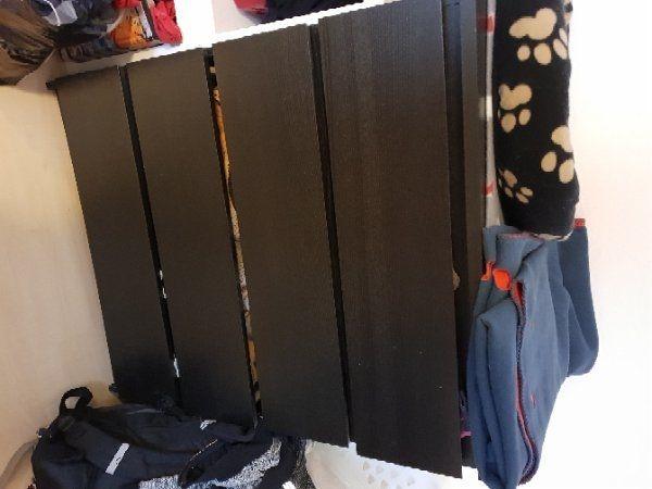 Malm Kommode Mit 4 Schubladen In Bad Friedrichshall Ikea Mobel