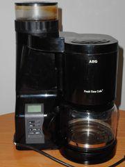 Kaffeeautomat mit integrierter