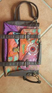 Original Desigual Handtasche
