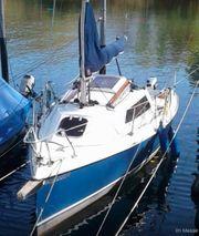 Segelboot Windy 580