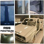 RSS Motorhauben Neu Golf 1