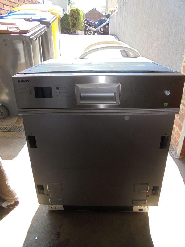 beko geschirrspulmaschine gebraucht kaufen nur 2 st bis 65 g nstiger. Black Bedroom Furniture Sets. Home Design Ideas