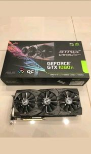 GeForce 1080 TI ROG STRIX