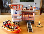 Playmobil Küstenwache 5539