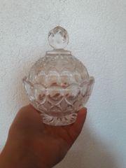 Bleikristall Zuckerdose