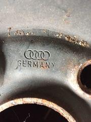Audi Stahlfelgen
