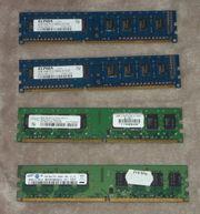 2 GB RAM DDR2 DDR3