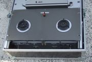 Tonbandmaschine- Gerät Telefunken 12 A