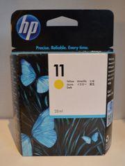 Original HP Patronen Typ 11
