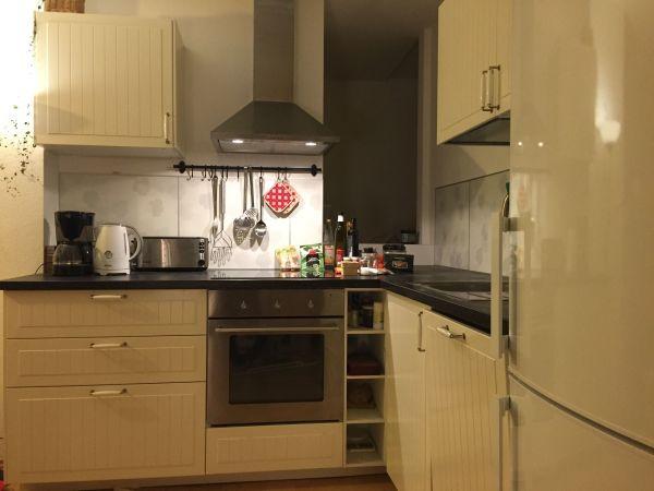 IKEA Kroktorp Küche - mit Elektrogeräte in Mannheim - Küchenzeilen ...