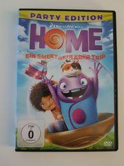 DVD HOME ein schmektakulärer Tripp