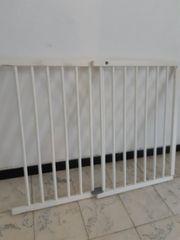 Treppenschutzgitter Treppengitter für Wand mit