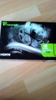 GeForce gt 730
