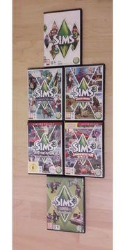 Sims 3 Spielesammlung
