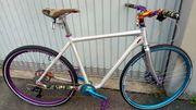 Fahrrad Fitnessbike Speedbike