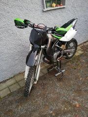 Kawasaki kx 85 Kleinrad 17