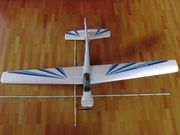 Modellflugzeug Ranger mit Fernsteuerung Elektro-Motorsegler