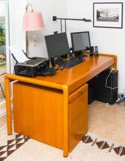 Flötotto-Schreibtisch mit