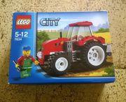 Lego Set 7634 Traktor Komplett