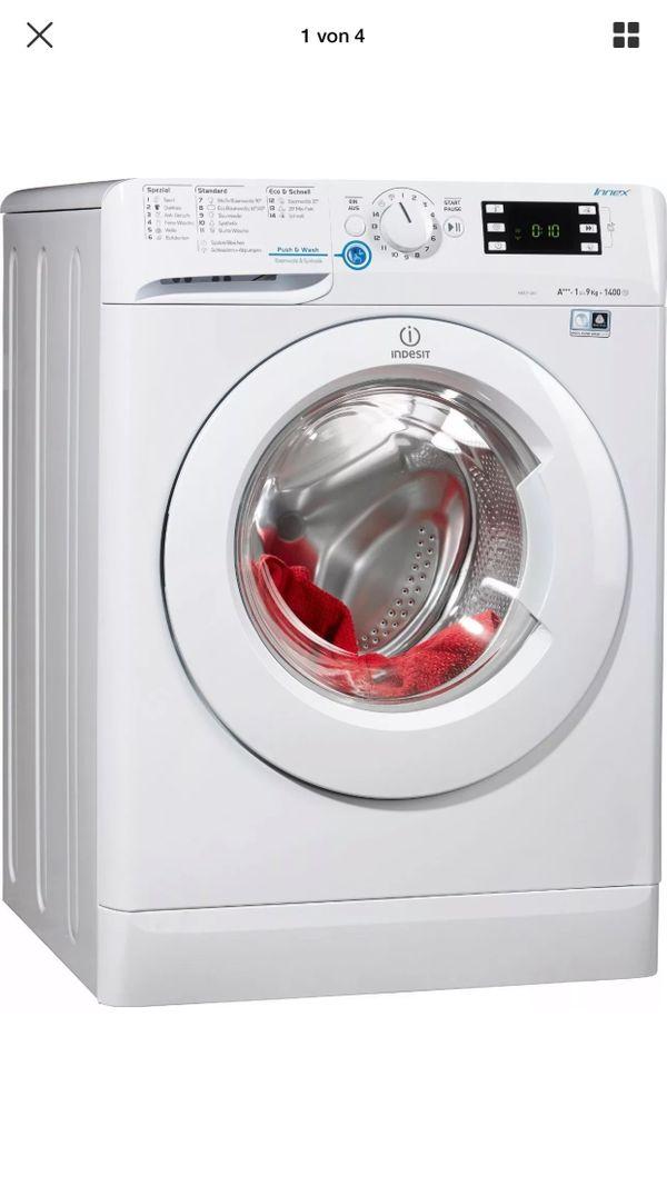Indesit Waschmaschine 9kg Gebraucht In Karlsruhe Waschmaschinen