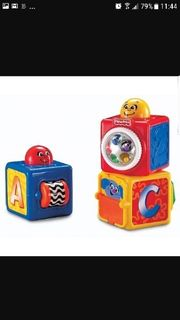 fisher price würfel