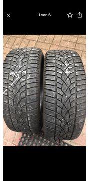 2x Winterreifen Dunlop 195 50R16