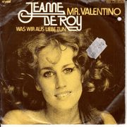 Jeanne De Roy Mr Valentino