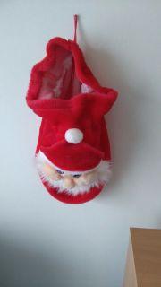 Weihnachtsstiefel zum aufhängen