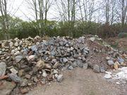 Natursteine, Steine, Bruchsteine,