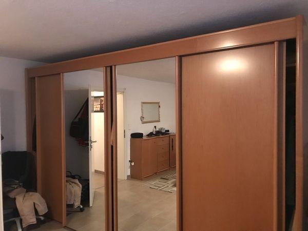 Schlafzimmer Komplett ,Hochwertig!! in Neckarsulm - Schränke ...