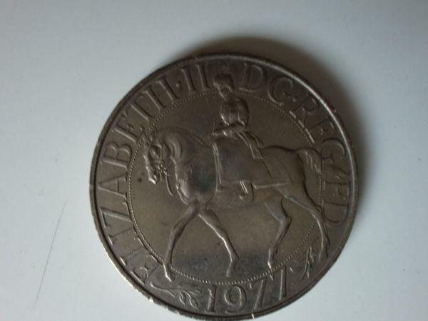 Münze ELIZABETH II DG REG