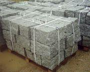 Granitmauersteine aus Schlesien