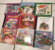 Kinderlieder CDs