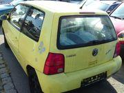 VW LUPO 1 4 Knallgelb
